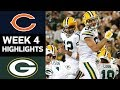 Download Video Bears vs. Packers | NFL Week 4 Game Highlights MP3 3GP MP4 FLV WEBM MKV Full HD 720p 1080p bluray