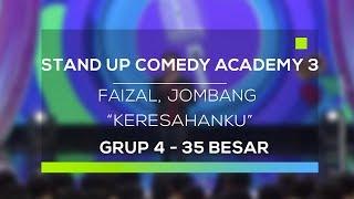 download lagu Stand Up Comedy Academy 3 - Faizal, Jombang - gratis