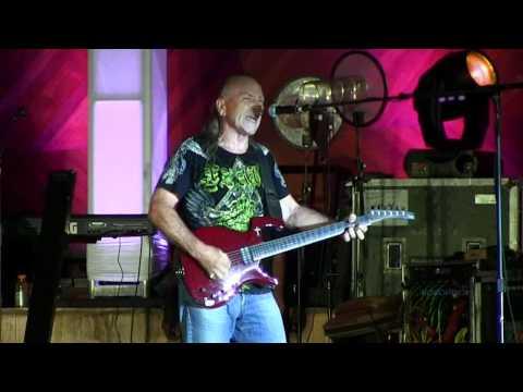 Mark Farner Live @ The Hatch Shell 7/21/12