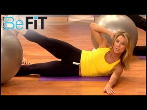 Denise Austin: Core & Upper Body Strength Workout