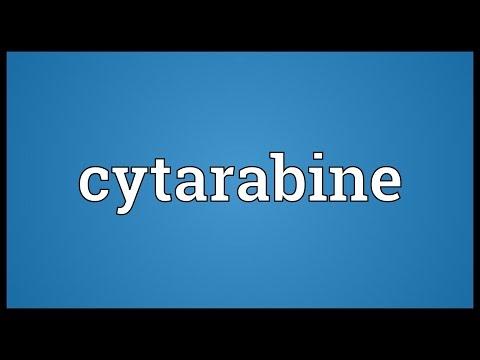 Header of cytarabine