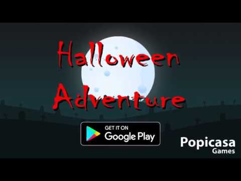 Halloween Adventure - Retro Pixel Art Game thumb