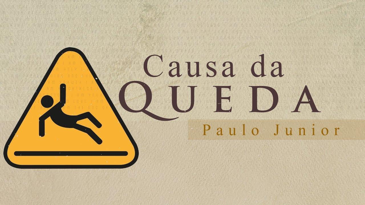 A Causa da Queda de Todos os Homens - Paulo Junior