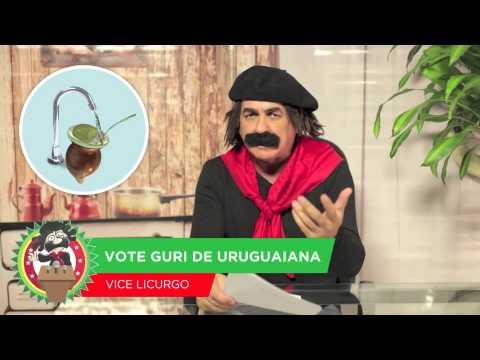Guri de Uruguaiana: Propaganda Política