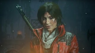 Rise of the Tomb Raider Official Launch Trailer