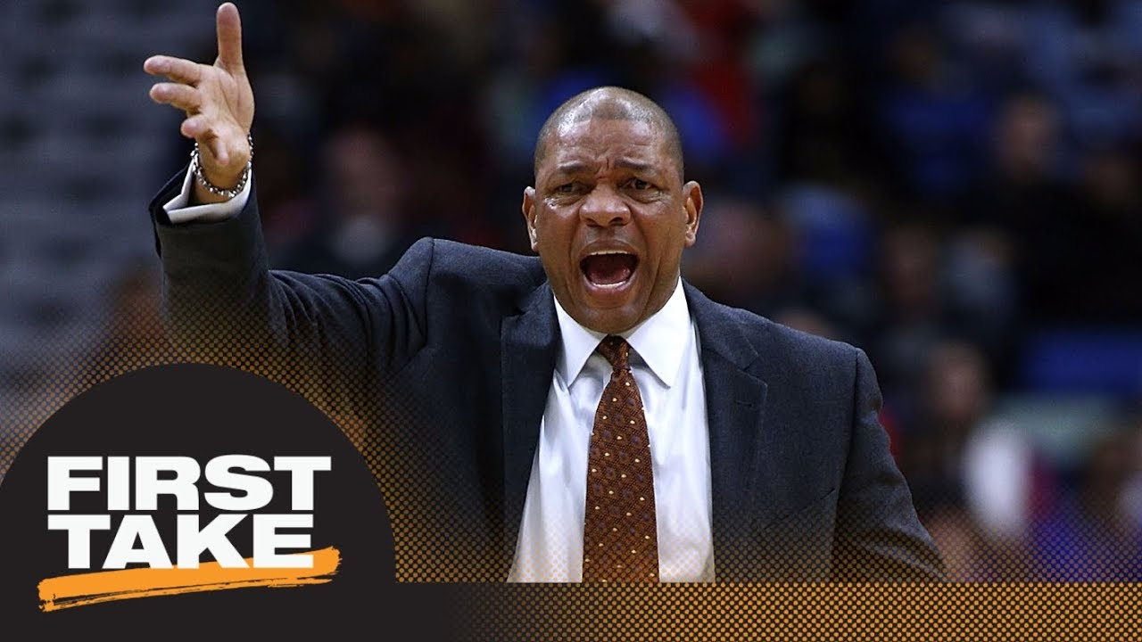 Is this the end of Doc Rivers with Clippers? Stephen A., Max and Jalen Rose debate | First Take | ES