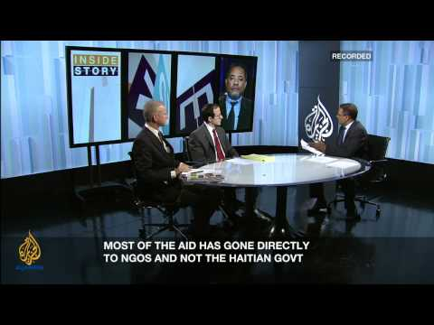 Inside Story Americas - Haiti: The republic of NGOs?