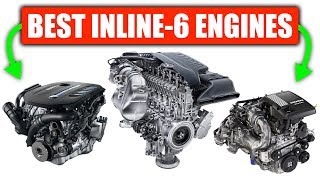 The Best Inline-Six Cylinder Engines Of 2020