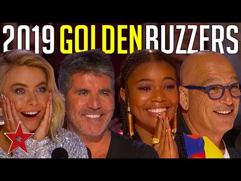 Every GOLDEN BUZZER Audition On America's Got Talent 2019! | Got Talent Global