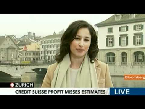 Credit Suisse CEO Dougan Says Job Cuts `Right Plan'