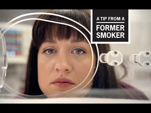 CDC: Tips From Former Smokers - Amanda's Ad