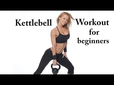 Kettlebell Workout for Beginners | ZuzkaLight.com Image 1