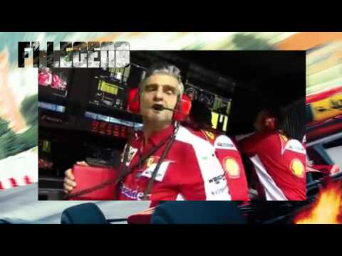 F1 2015 Singapore GP Final Lap Vettel Win Ferrari and Team Radio