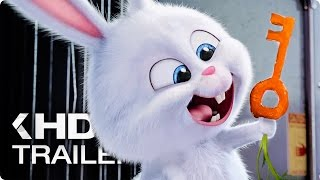THE SECRET LIFE OF PETS Official Trailer (2016)