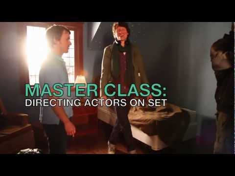Steve Taylor Master Class: Directing Actors On Set
