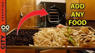 Harvest Right Freeze Dryer.  How to Freeze Dry From Start to Finish - An A to Z guide