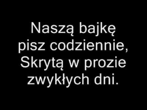 Sylwia Grzeszczak - Księżniczka + tekst 2013