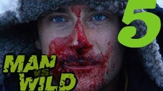 Two Best Friends Play Man Vs Wild (Part 5)