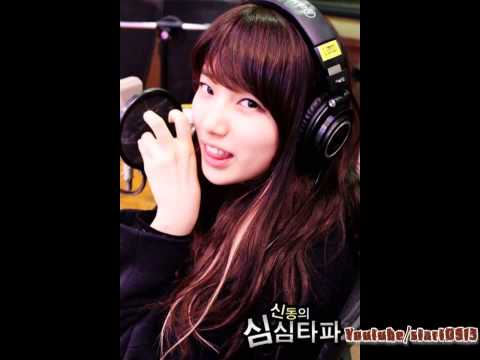 [Radio] 131207 Suzy - Singing Don't Forget Me + I Still Love You + Too Much Tears