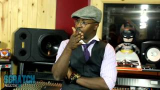 SCRATCH MAGAZINE TV -BEHIND THE BEATS: KWAME
