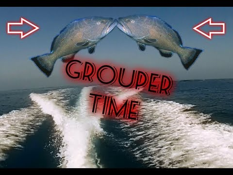 Fishing Offshore Fort Myers, Florida. (Grouper Time)