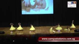 Kids Dance Performance - Itti Si Hansi song by Sampada's Dance Studio
