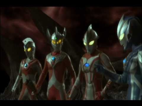 Mv Ultraman Mebius Side Story Ghost Rebirth   No Turning Back video