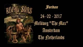 Watch Rival Sons Jordan video