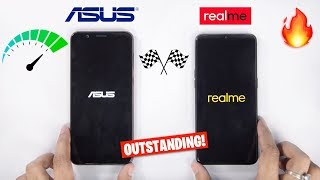 Realme U1 vs 6GB Zenfone Max Pro M1 Speedtest Comparison & RAM Management [OUTSTANDING TEST] 🔥