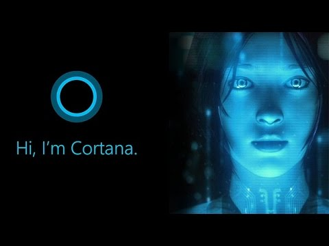 Обзор Windows 10 Technical preview 9926 и Cortana - YouTube