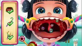Bác sĩ chữa bệnh viêm họng cho bé hài hước quá! ❤ Funny Throat Doctor ❤ Thế Giới Video