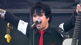 Green Day - American Idiot (Live 8 2005)