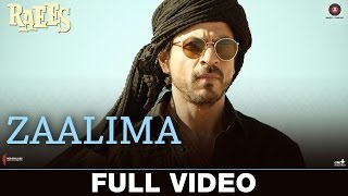 Download Zaalima - Full Video | Raees | Shah Rukh Khan & Mahira Khan | Arijit Singh & Harshdeep Kaur | JAM8 3Gp Mp4