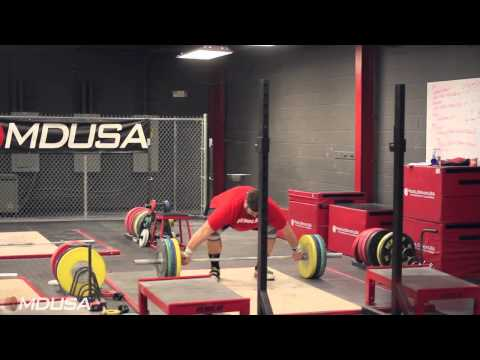 Team MDUSA Wednesday Afternoon Training | March 12, 2014