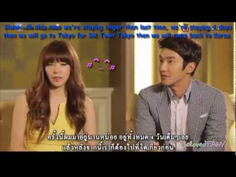 [ENG SUB] Exclusive Interview Tiffany Siwon FULL CUT WOW! Whan Whan Thailand 20120827