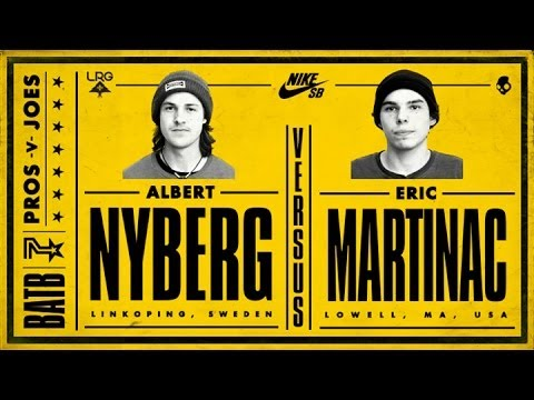 Albert Nyberg Vs Eric Martinac: BATB7 - Round 1