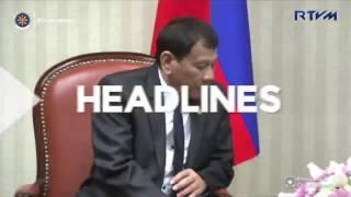 May 19 - PTV News 9PM GSIS