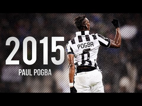 Paul Pogba ● Goals & Skills ● 2014/2015 HD
