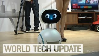 Asus' Zenbo is a cute home robot