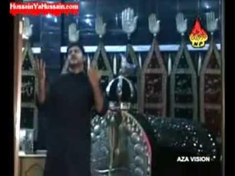 7 Mohsin Raza - Nohay 2011 - Hay Imam Ali Raza(a.s) video