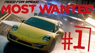 Видео прохождение игры need for speed most wanted 2012