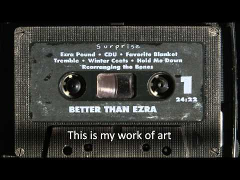 Better Than Ezra - ReArranging The Bones