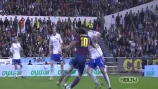 Messi vs Ronaldinho ● Who Is The Barcelona King - HD