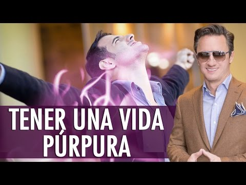 Cómo tener una vida púrpura, extraordinaria. por Juan Diego Gómez