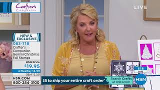 HSN | Crafter's Companion 08.12.2019 - 11 PM