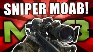 MW3: 85 Sec. Sniper MOAB! - AAA Ep.3! (Modern Warfare 3 Multiplayer Gameplay)