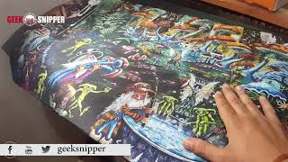 Gaming Mouse Pad Unboxing From InkedGaming + Giveaway
