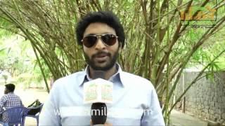 Vikram Prabhu At Idhu Enna Maayam Movie Team Interview