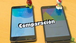 Las novedades principales en MIUI 8, comparación con MIUI 7 /  review  MIUI 8
