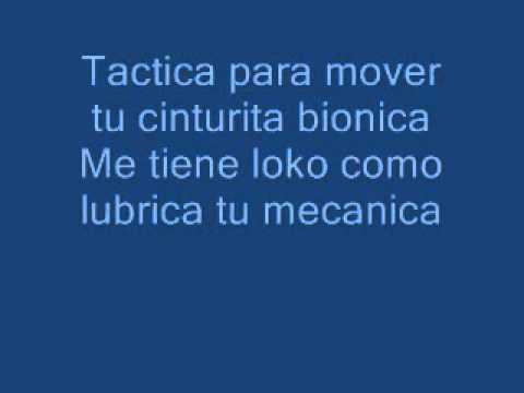 Don Omar (blue Zone) Lyrics video